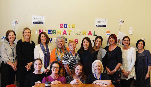 Leadership and International Women's Day