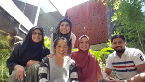 The Islamic Museum of Australia team