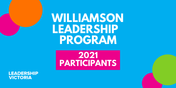 Colourful image showing williamson participants